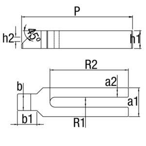 Presilha Modelo PNRG