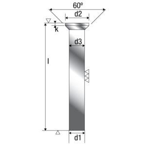 Punção Perfuradora Modelo D – DA
