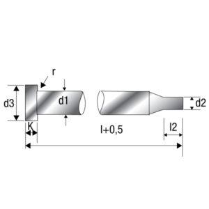 Punção Perfuradora Modelo F