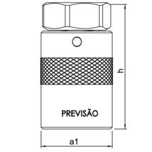 Calço Regulador Pesado Modelos PISW | PPSW | PPSSW